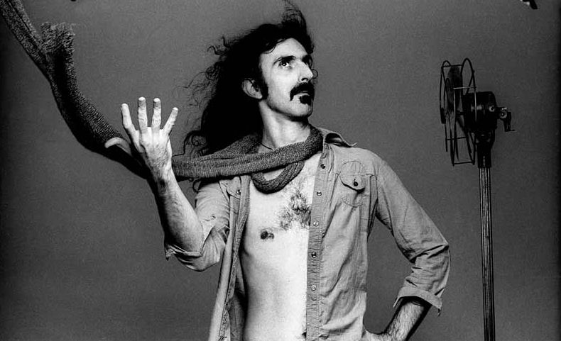 a biography of frank zappa an american musician